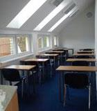 školící místnost Malinovo
