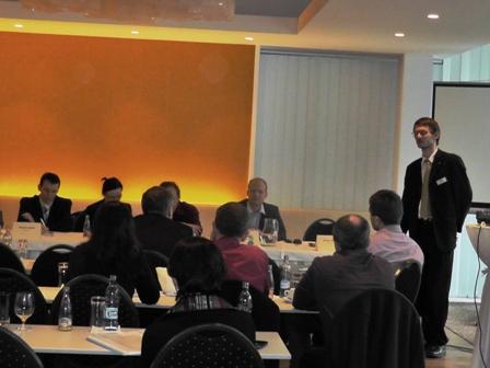 Konference Project Management Day 2012 - Panelová diskuse. Hotel Avance ****, Bratislava