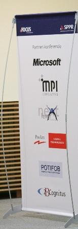 loga partnerů eFocus konference Projektový management 2009
