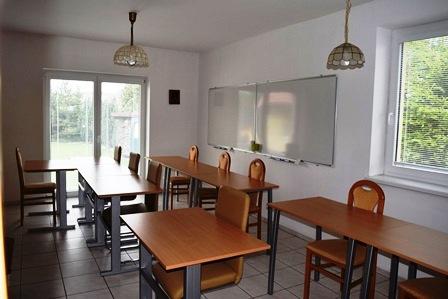 Menší školící místnost Malinovo