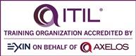 Jsme akreditovaná tréninková organizace - ATO ITIL s akreditací EXIN