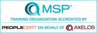 Jsme akreditovaná tréninková organizace - ATO MSP s akreditací PEOPLECERT