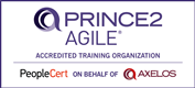 Jsme akreditovaná tréninková organizace PRINCE2 Agile.