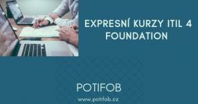 Expresní kurzy ITIL 4 Foundation