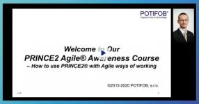 ZDARMA minikurz PRINCE2 Agile Awareness ke každému zakoupenému školení
