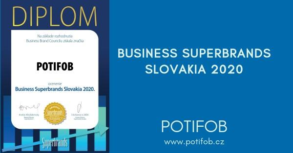 Business Superbrands Slovakia 2020