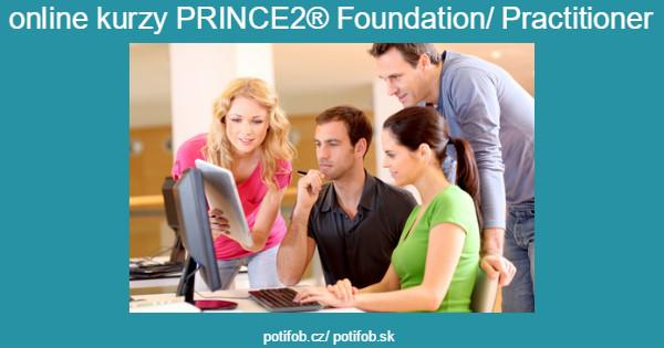 E-learningové kurzy PRINCE2® Foundation/ Practitioner