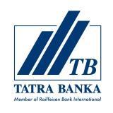 školení a certifikace PRINCE2 - Tatra banka